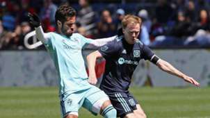Benny Feilhaber Dax McCarty Colorado Rapids Chicago Fire MLS 2019