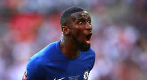 Antonio Rudiger Manchester United Chelsea FA Cup