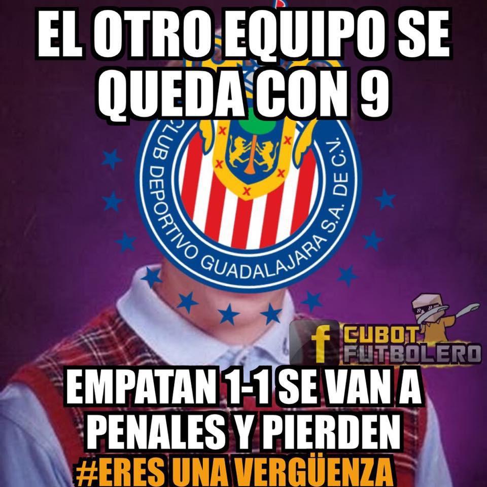 Memes Chivas ES Tunis