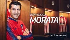 Morata Atletico Madrid