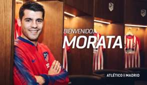 Morata Atletico Madrid