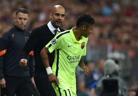 Neymar would be world's best under Pep - Alves