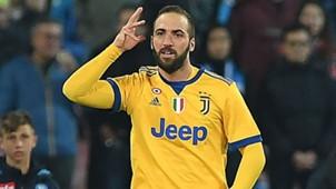 Higuain Napoli Juventus