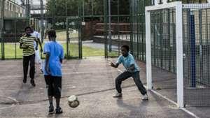 HD Kids playing football