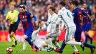 El Clasico Messi