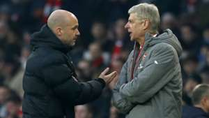 Arsene Wenger Anthony Taylor Arsenal Burnley