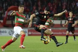 Patrick Vieira Goncalo Guedes Maritimo Benfica 02122016