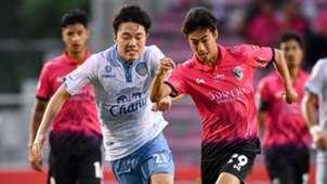 Luong Xuan Truong Chainat Hornbill vs Buriram United Round 13 Thai League 1 - 2019