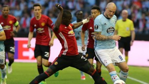 Bailly Guidetti Celta Manchester United Europa League