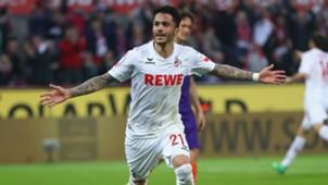 Leonardo Bittencourt 1.FC Köln Werder Bremen Bundesliga 050717
