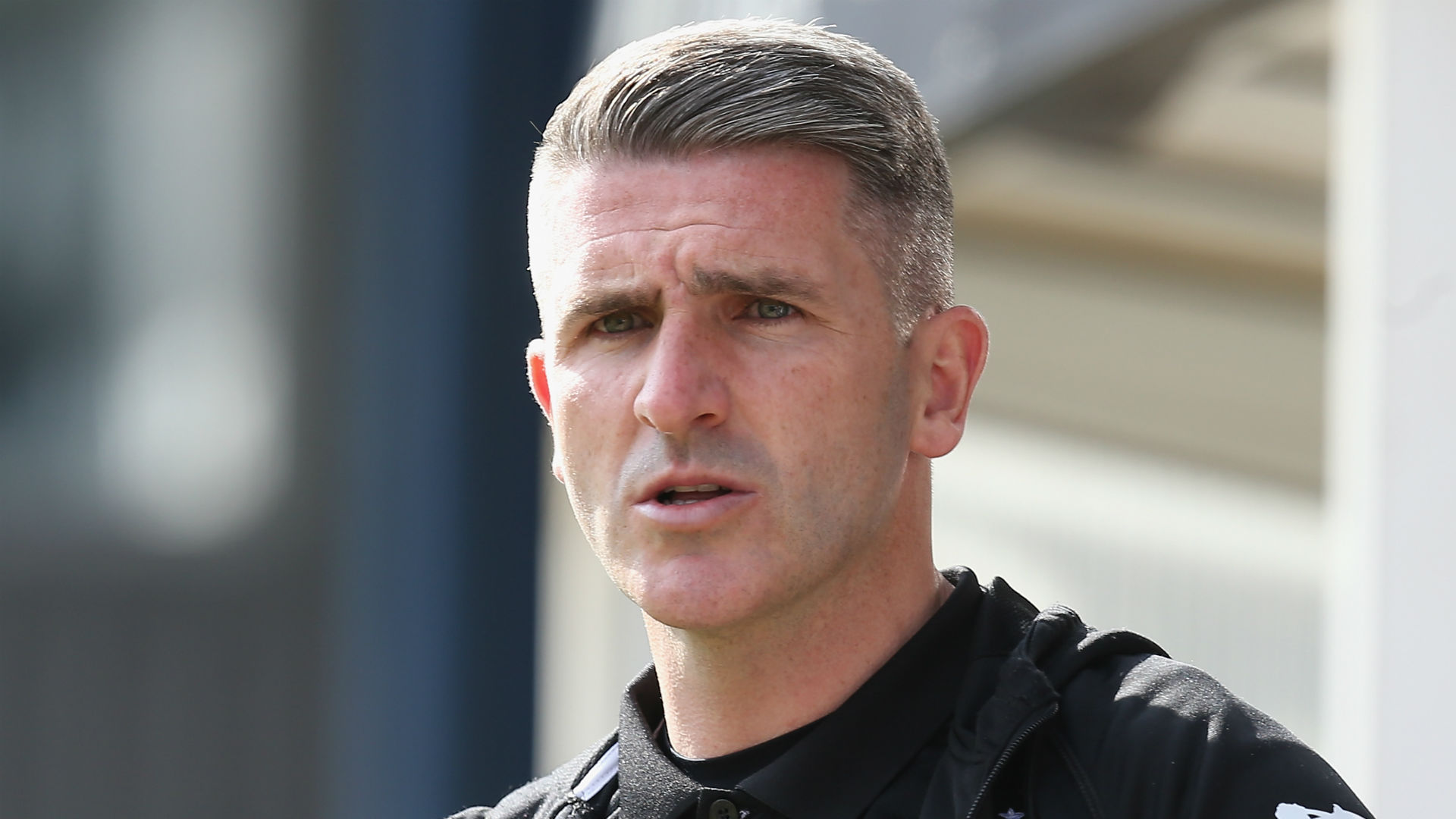 Bury manager Ryan Lowe