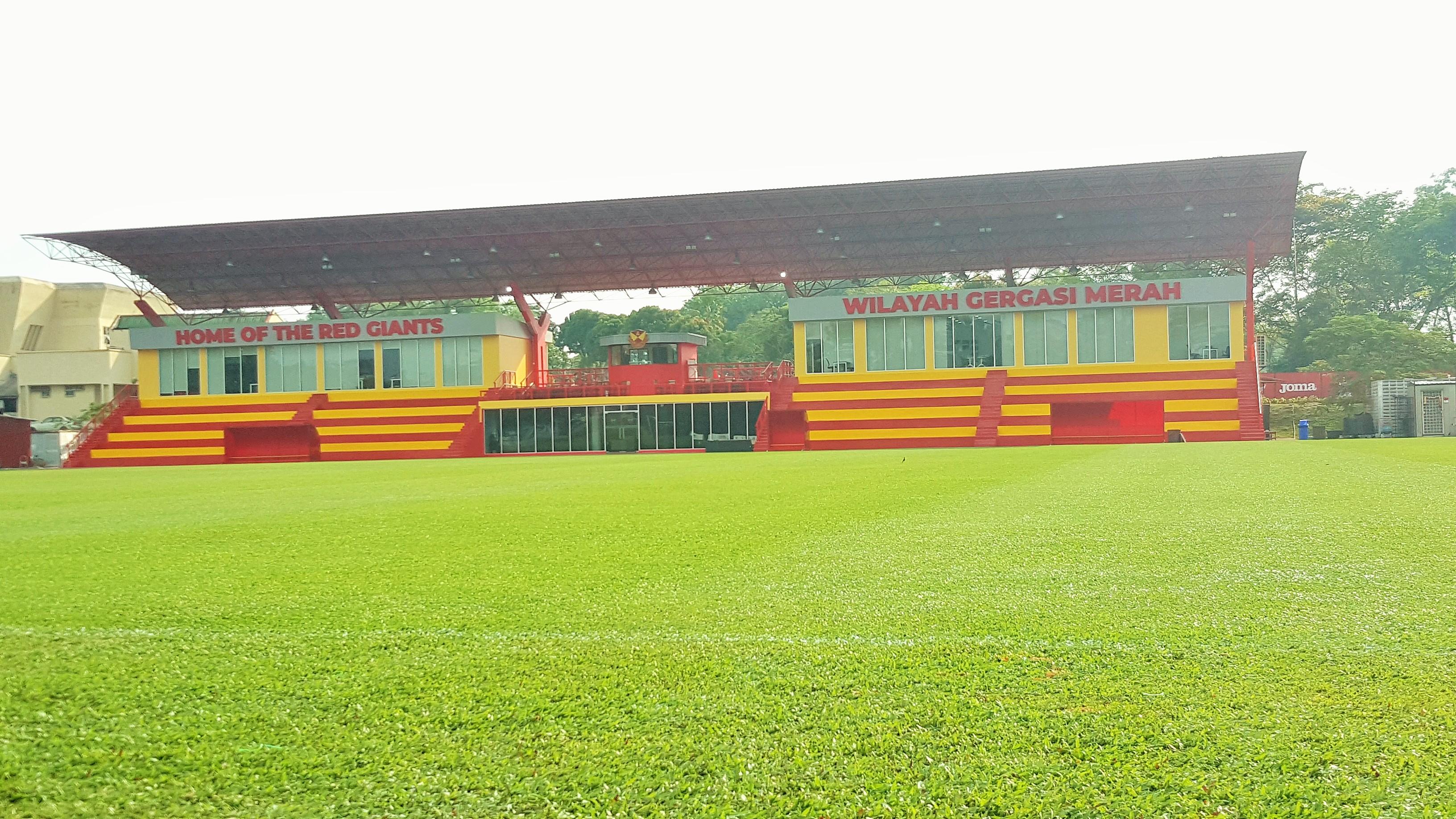 Selangor training centre, 28072019