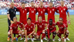 Dänemark WM 2018 Kader Ergebnisse Tabelle
