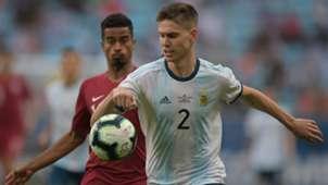 Juan Foyth Argentina Copa America 2019
