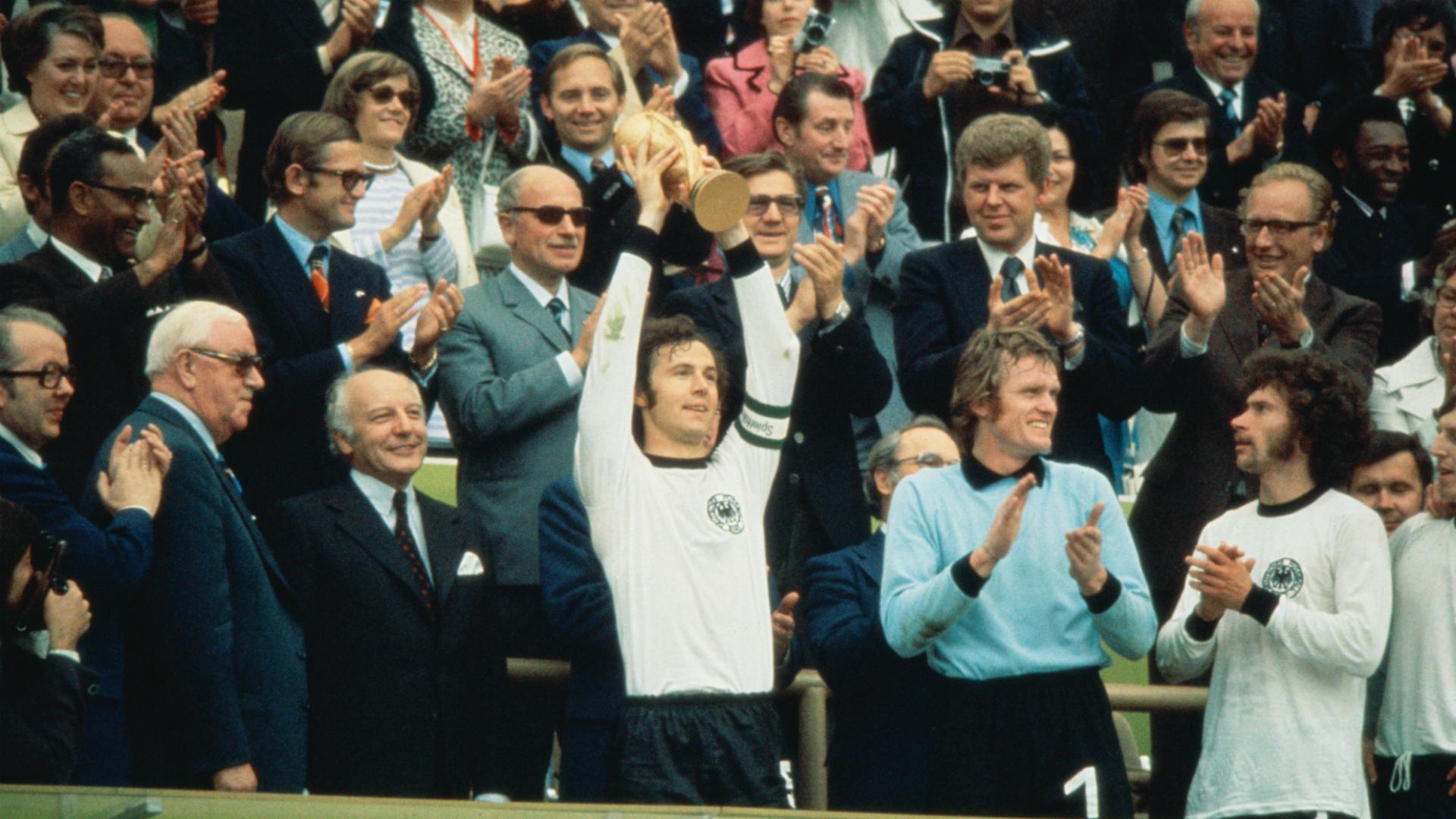 Beckenbauer   Germany   1974