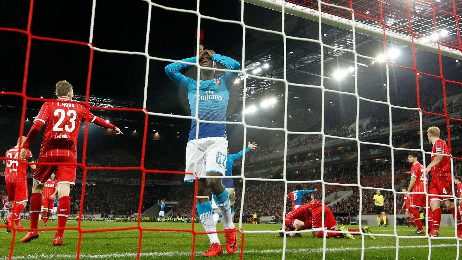Koln Arsenal
