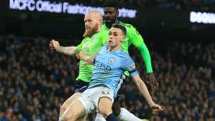 Phil Foden Manchester City Cardiff City Premier League 2019