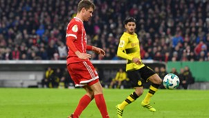 Thomas Müller FC Bayern Dortmund 1217