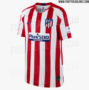 Atletico Madrid Trikot 2019/20