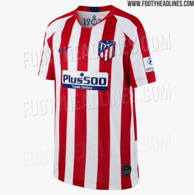 Atletico Madrid Trikot 2019/20