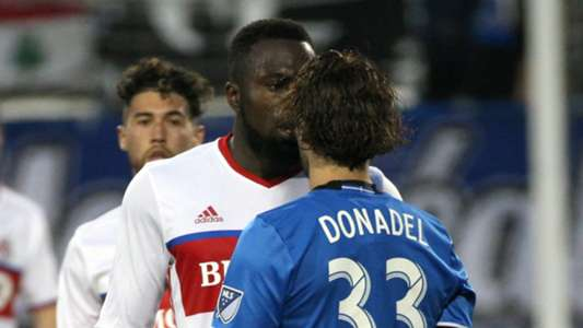 Jozy Altidore Toronto FC; Marco Donadel Montreal Impact