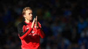 Lucas Leiva Liverpool Premier League