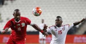 UAE 2-0 Palestine Ismail Al-Hammadi