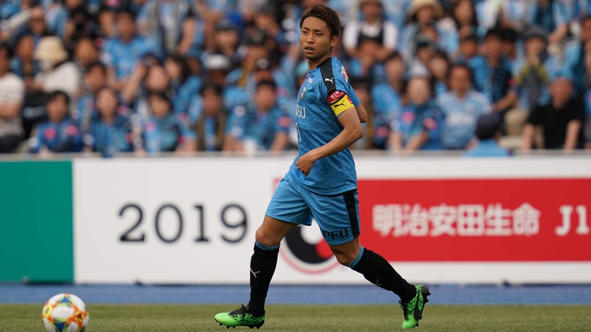 Yu Kobayashi Kawasaki Frontale 2019-05-03