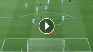 Cristobal Jorquera Trabzonspor Bursaspor Goal 030617