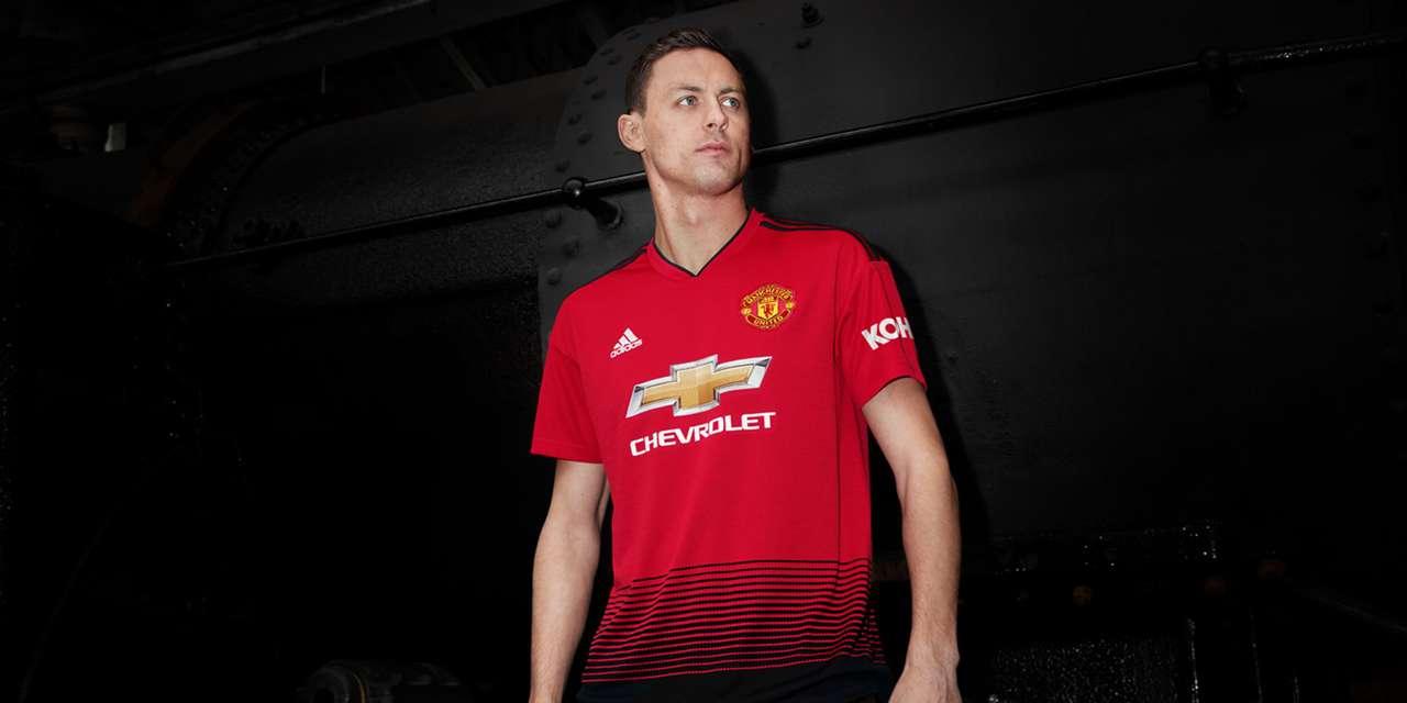 Nemanja Matic Man Utd New Kit