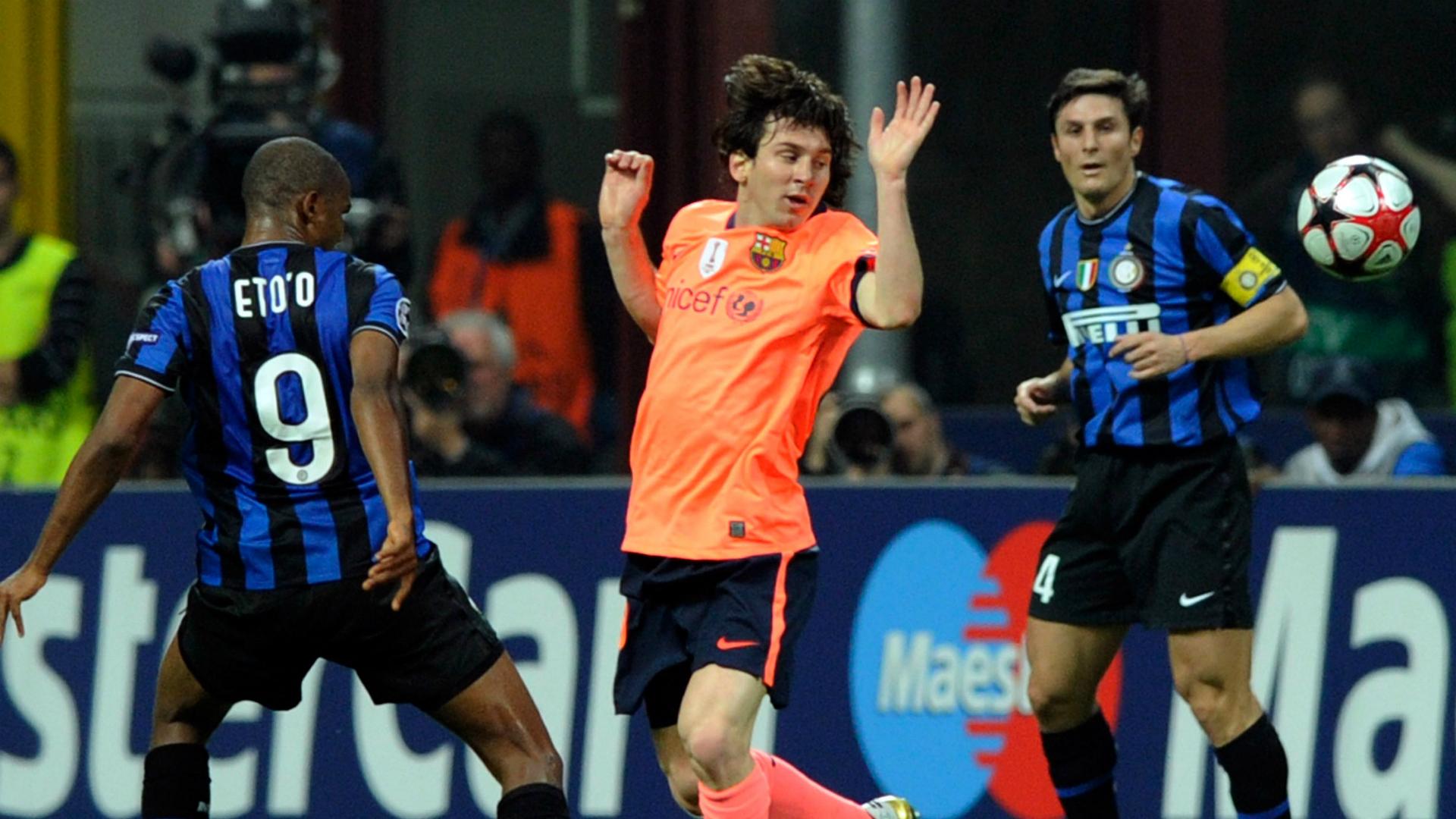 Lionel Messi Inter