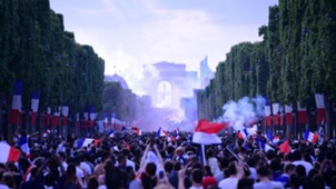 Paris France World Cup Final 15072018