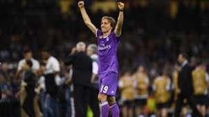 Real Madrid Luka Modric 03062017