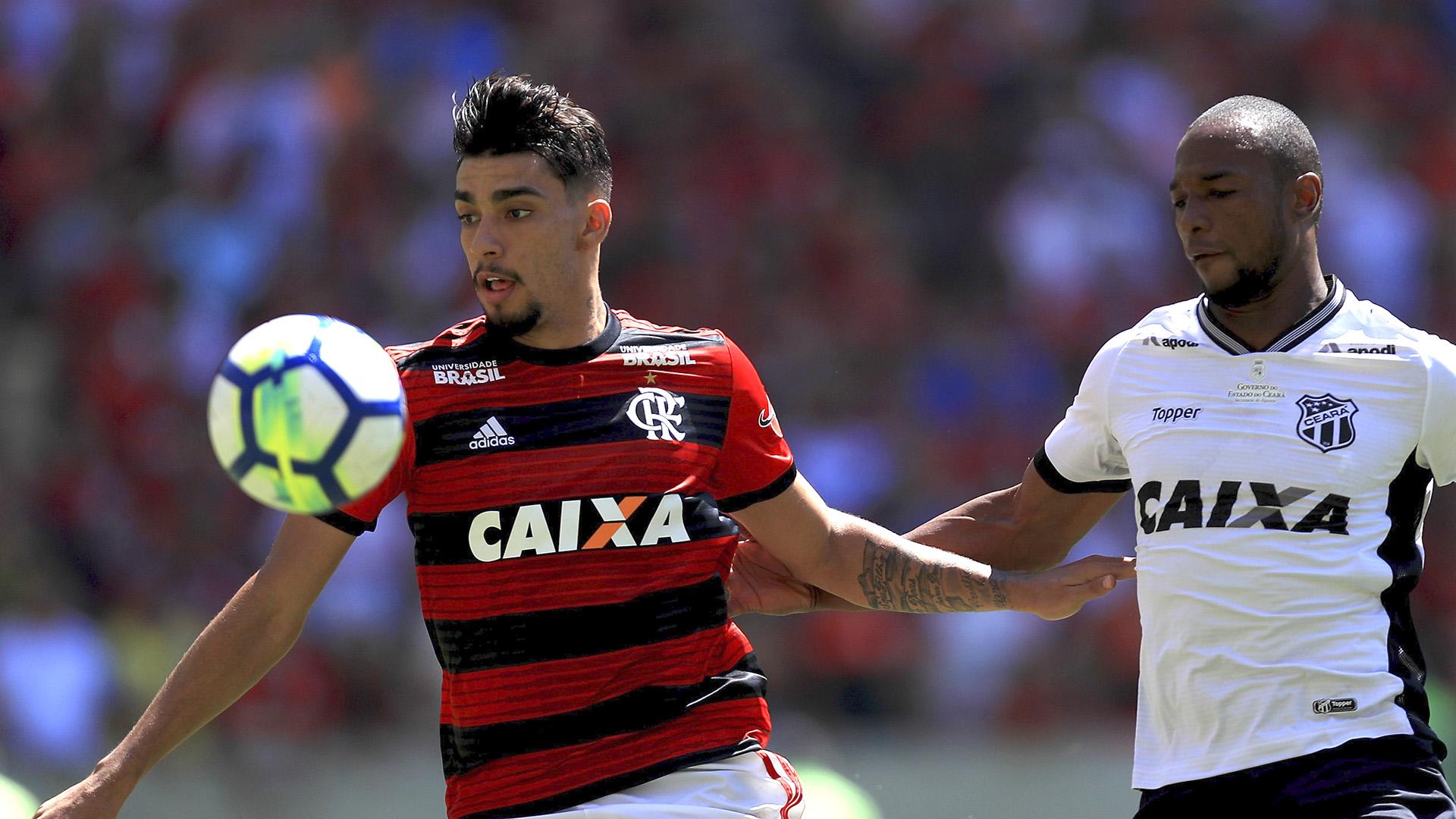 Lucas Paqueta Flamengo Ceara Brasileirao Serie A 02092018