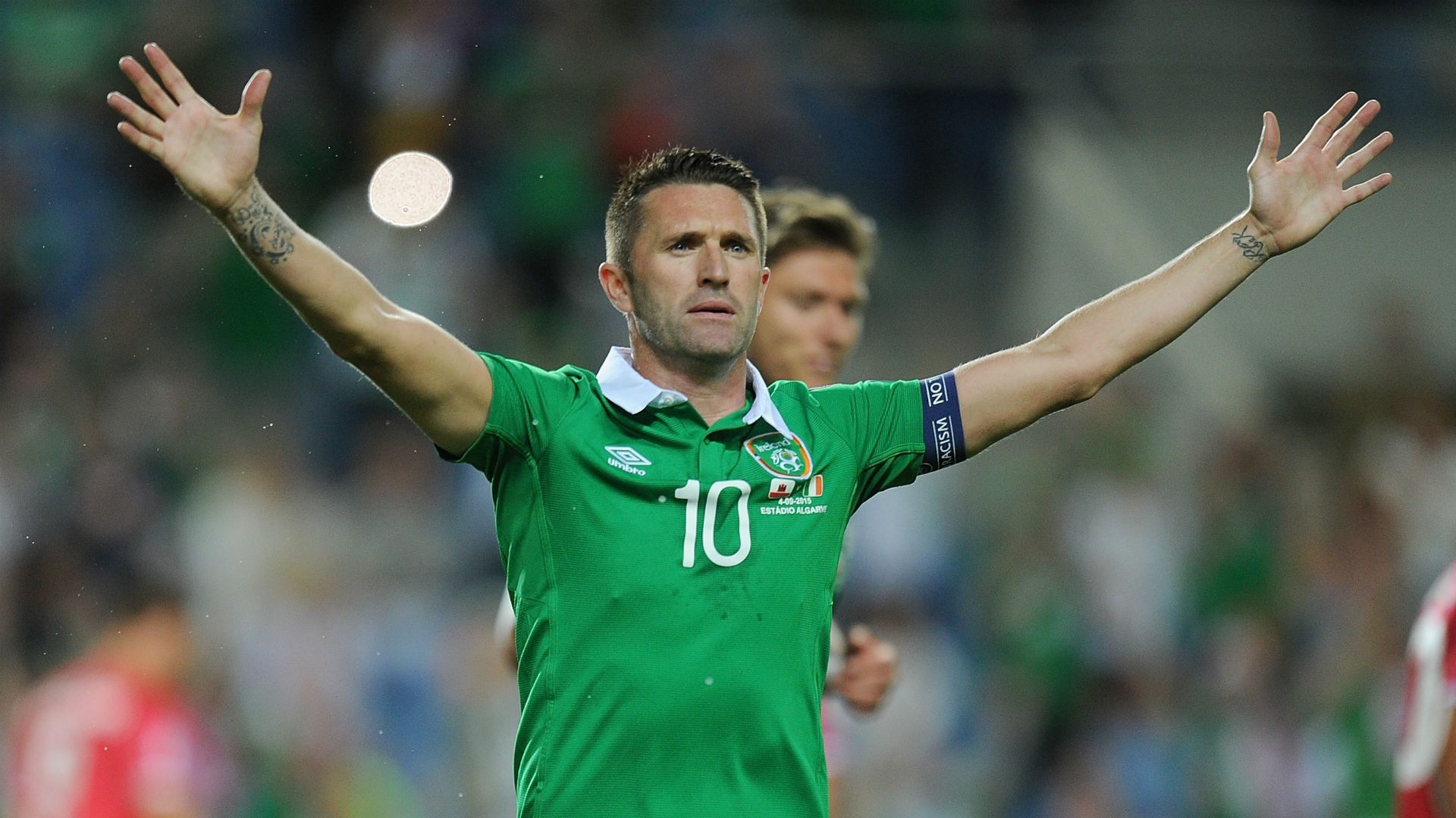Robbie Keane Republic of Ireland