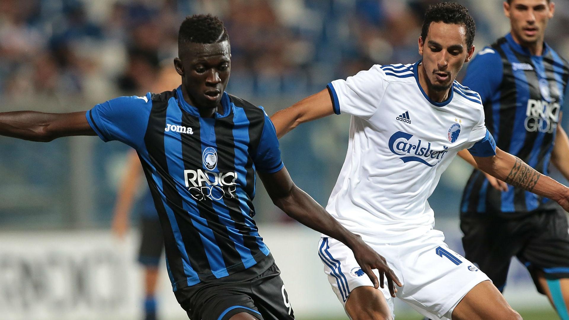 Barrow Atalanta Copenaghen Europa League