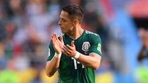 Javier Hernandez Chicharito Mexico Suecia 27062018