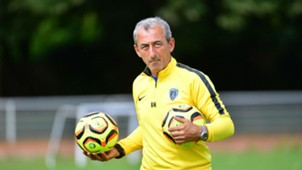 Mecha Bazdarevic Paris FC Ligue 2