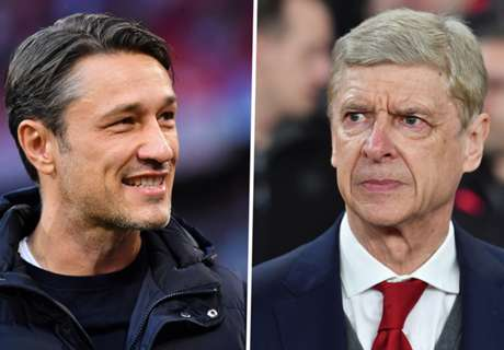 Bayern back under-fire Kovac amid Wenger rumours