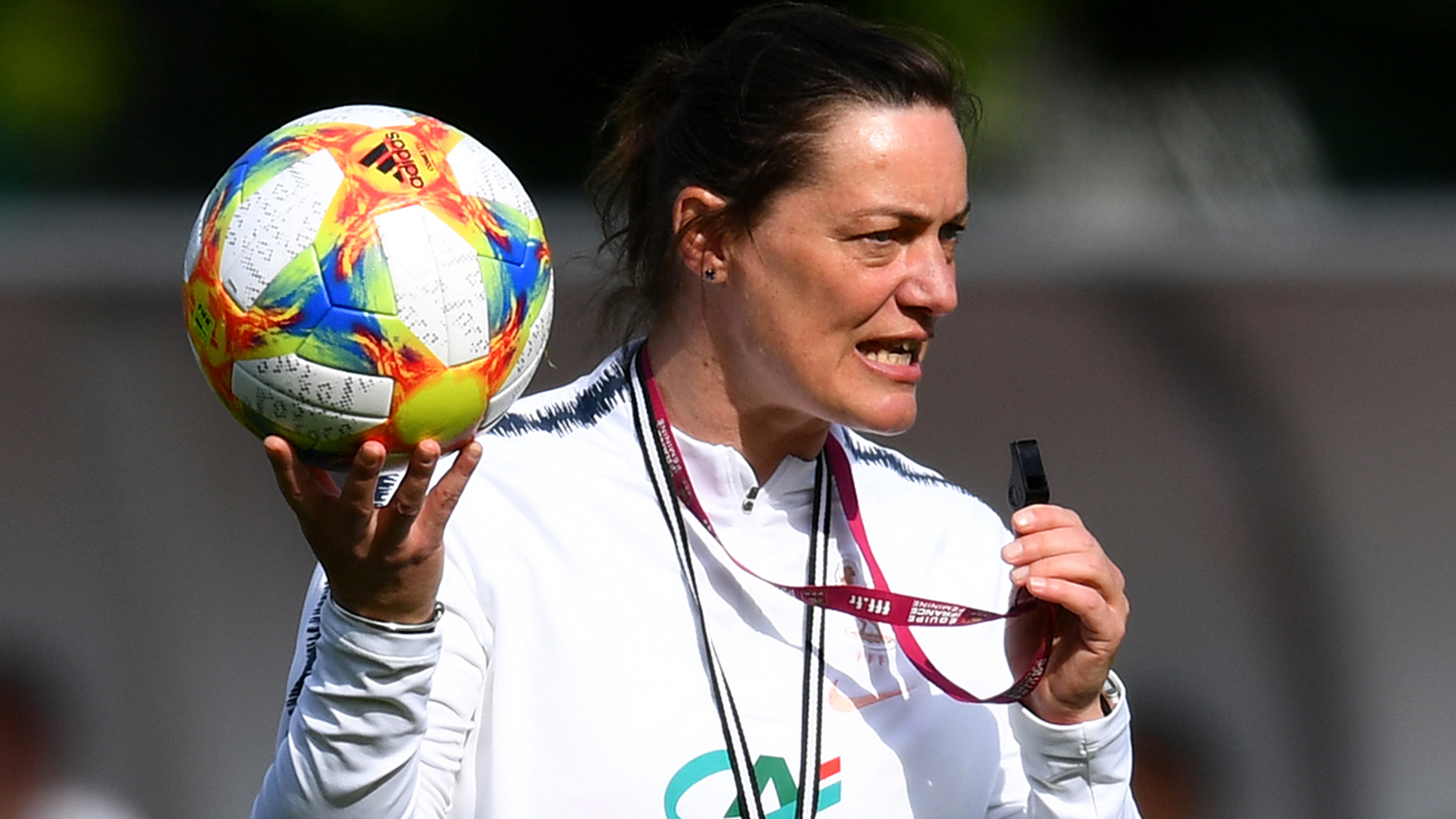 Corinne Diacre France Women's World Cup 2019
