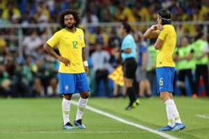 Marcelo Filipe Luis Brazil World Cup