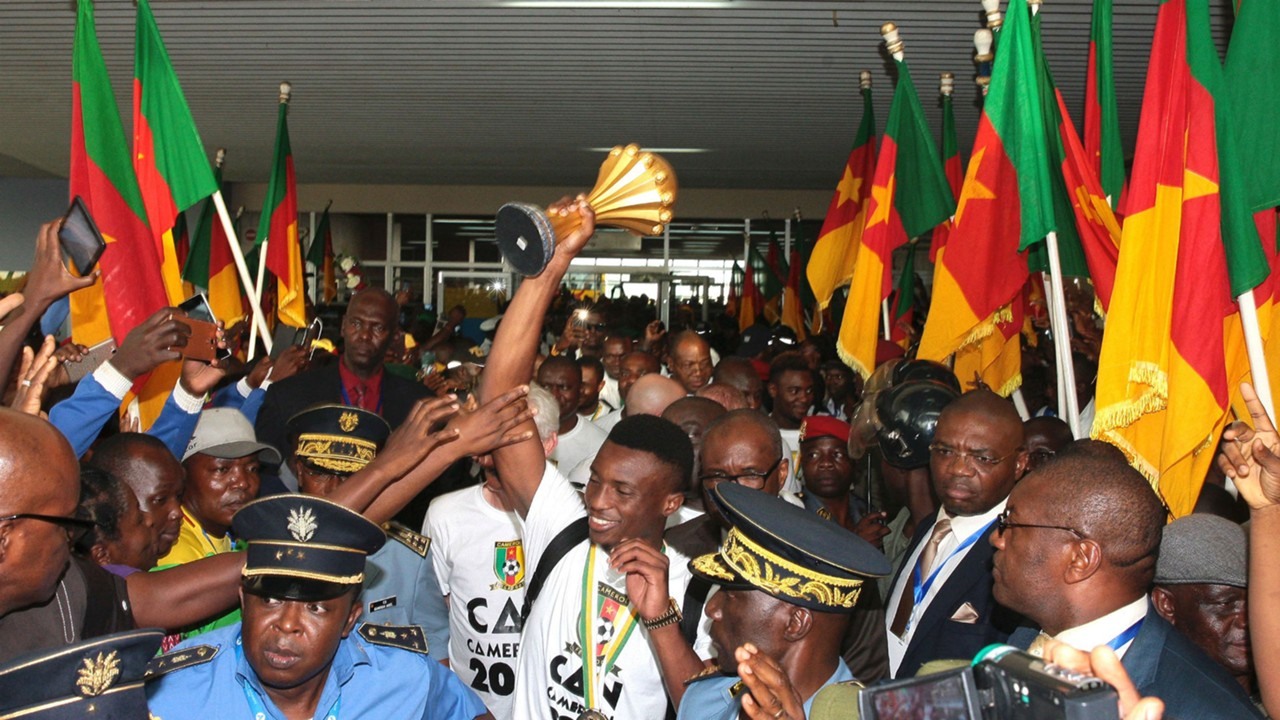 Cameroon welcome