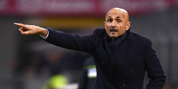 Luciano Spalletti Inter Lazio Serie A