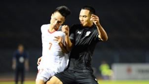 U21 Việt Nam vs U21 Thái Lan