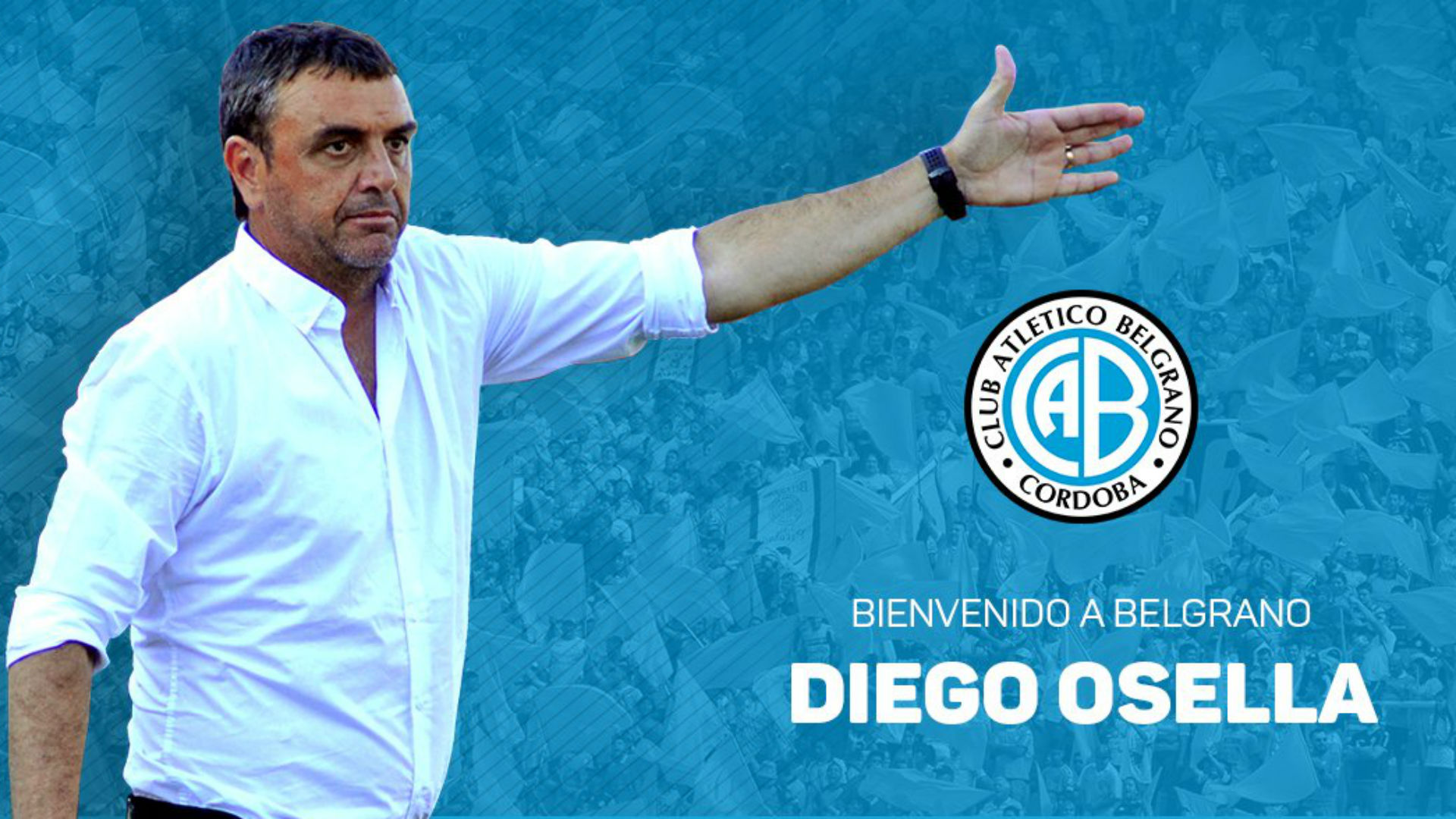 Diego Osella Belgrano 2018