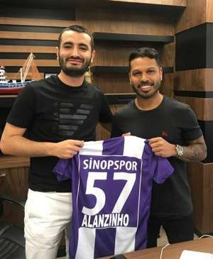ONLY EMBED Alanzinho Sinopspor