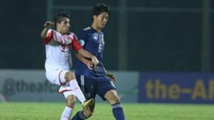 Tajikistan Japan AFC U16 Championship