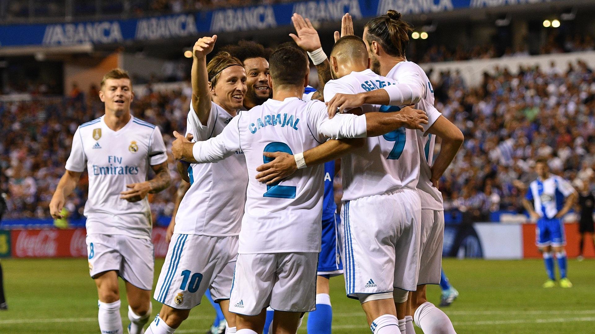 Deportivo Real Madrid LaLiga 20082017