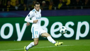 Gareth Bale Borussia Dortmund Real Madrid Champions League 26092017