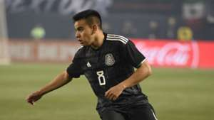 Carlos Rodríguez México Selección mexicana